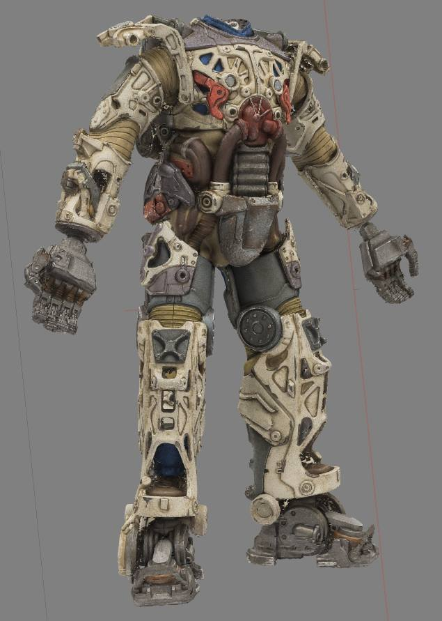 FO4 Power Armor HD Model Project | Halo Costume and Prop Maker