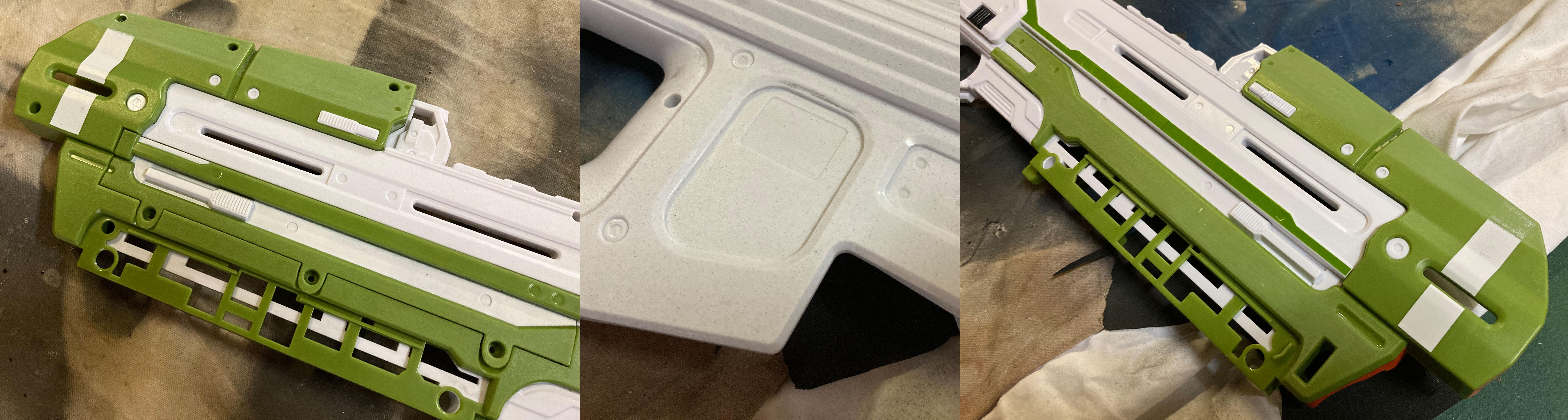 (1c) Nerf MA40 Assault Rifle Sanding .jpg