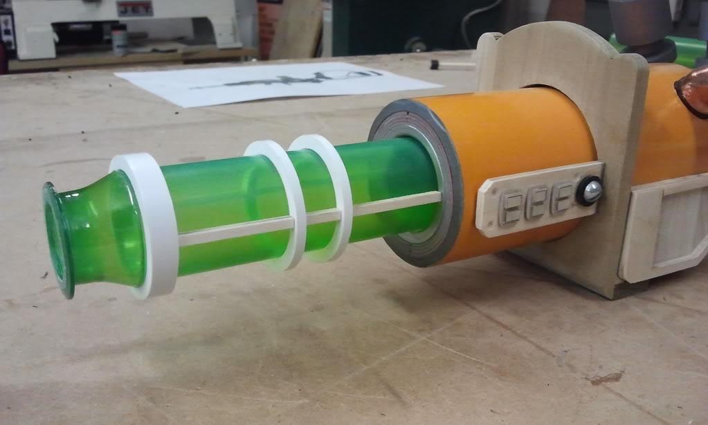 how to make a plasma rifle fallout 3
