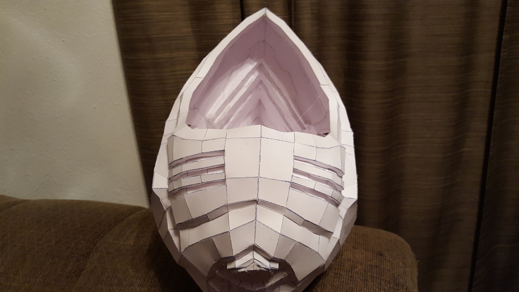 Duke's Halo 4 Venator Helmet Pep *COMPLETE* (with Step-by