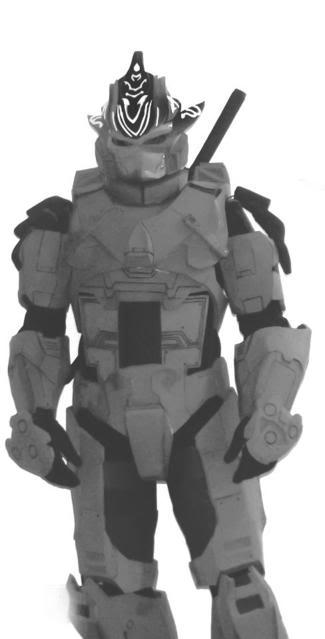 Foam Hayabusa Armor   Halo Costume and Prop Maker Community
