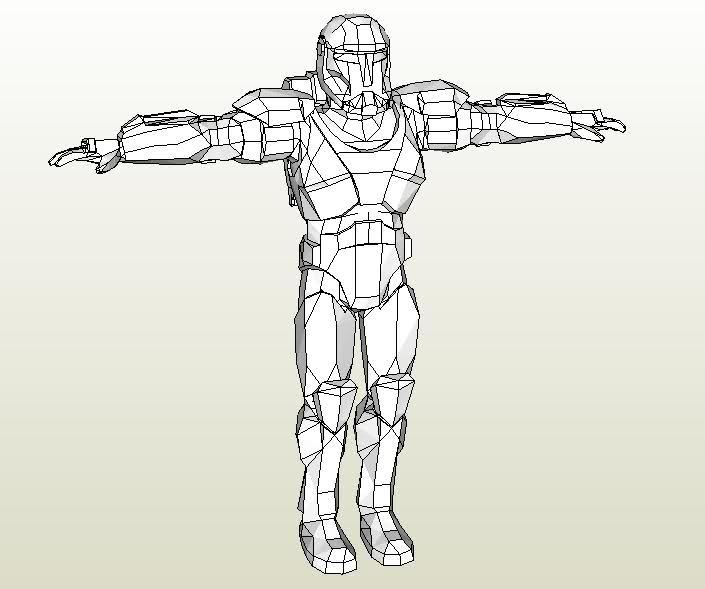Republic Commando Armor Files Halo Costume And Prop Maker