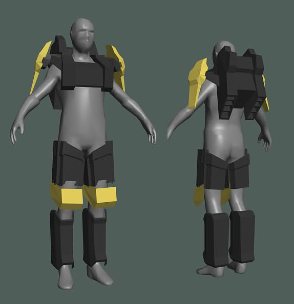 Halo Legends Prototype W I P Halo Costume And Prop Maker Community 405th