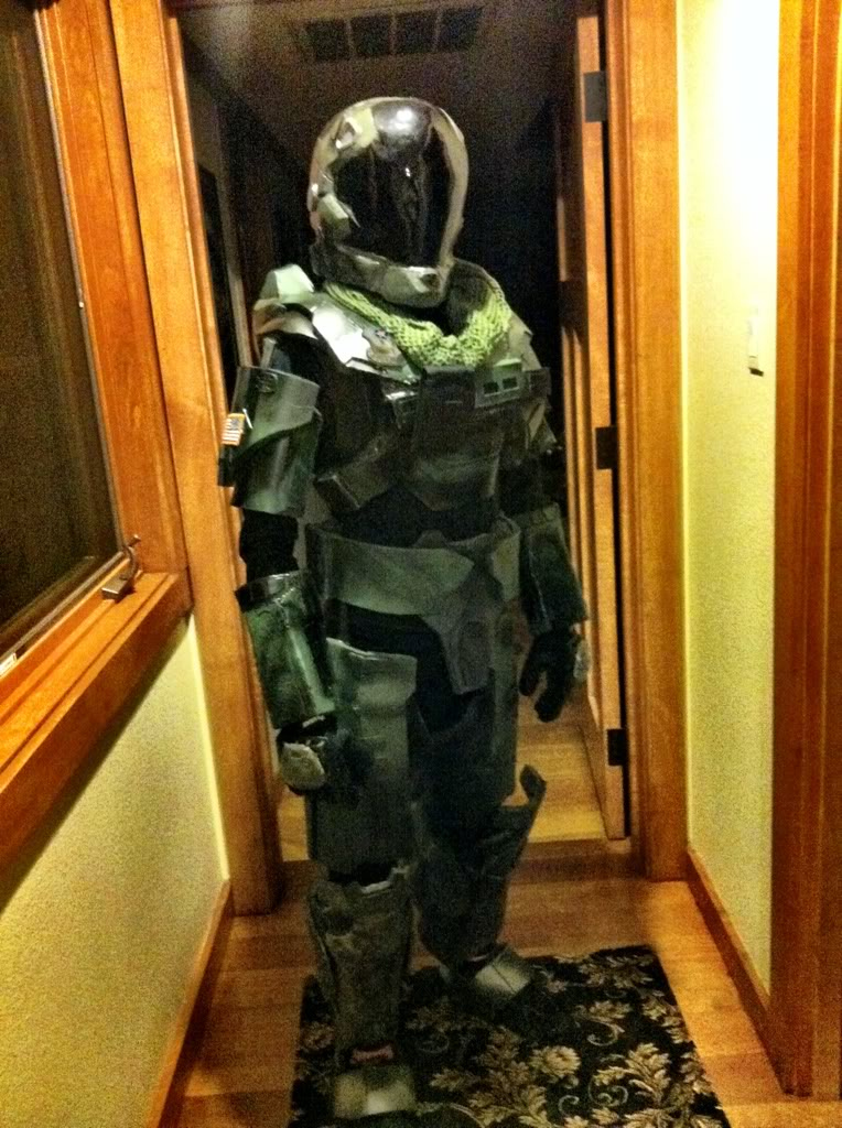 Halo Reach: Spartan X Short Film | Page 2 | Halo Costume and Prop