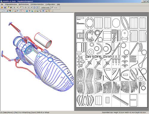 Portal 2 3D models and pepakura files | Halo Costume and Prop Maker