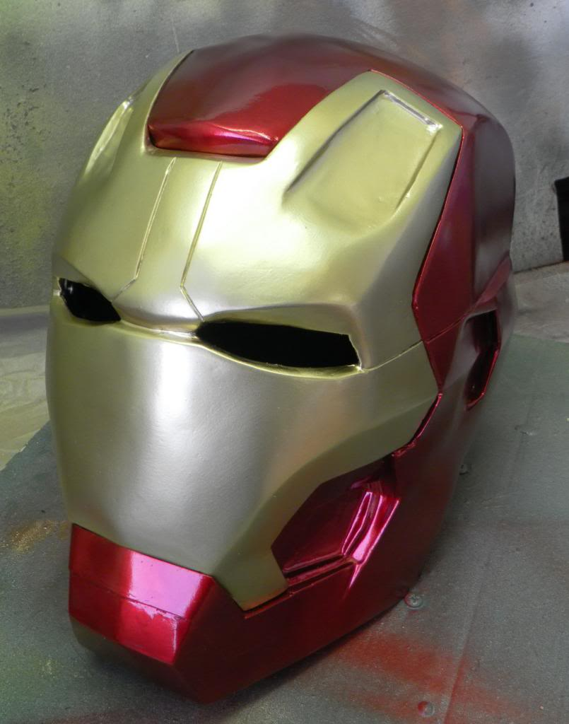 Ironman mark 42 build  | Halo Costume and Prop Maker