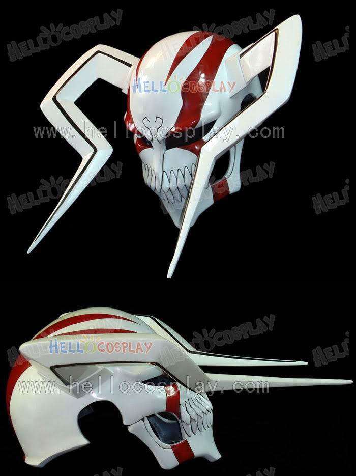 Pity, that bleach hollow mask papercraft words