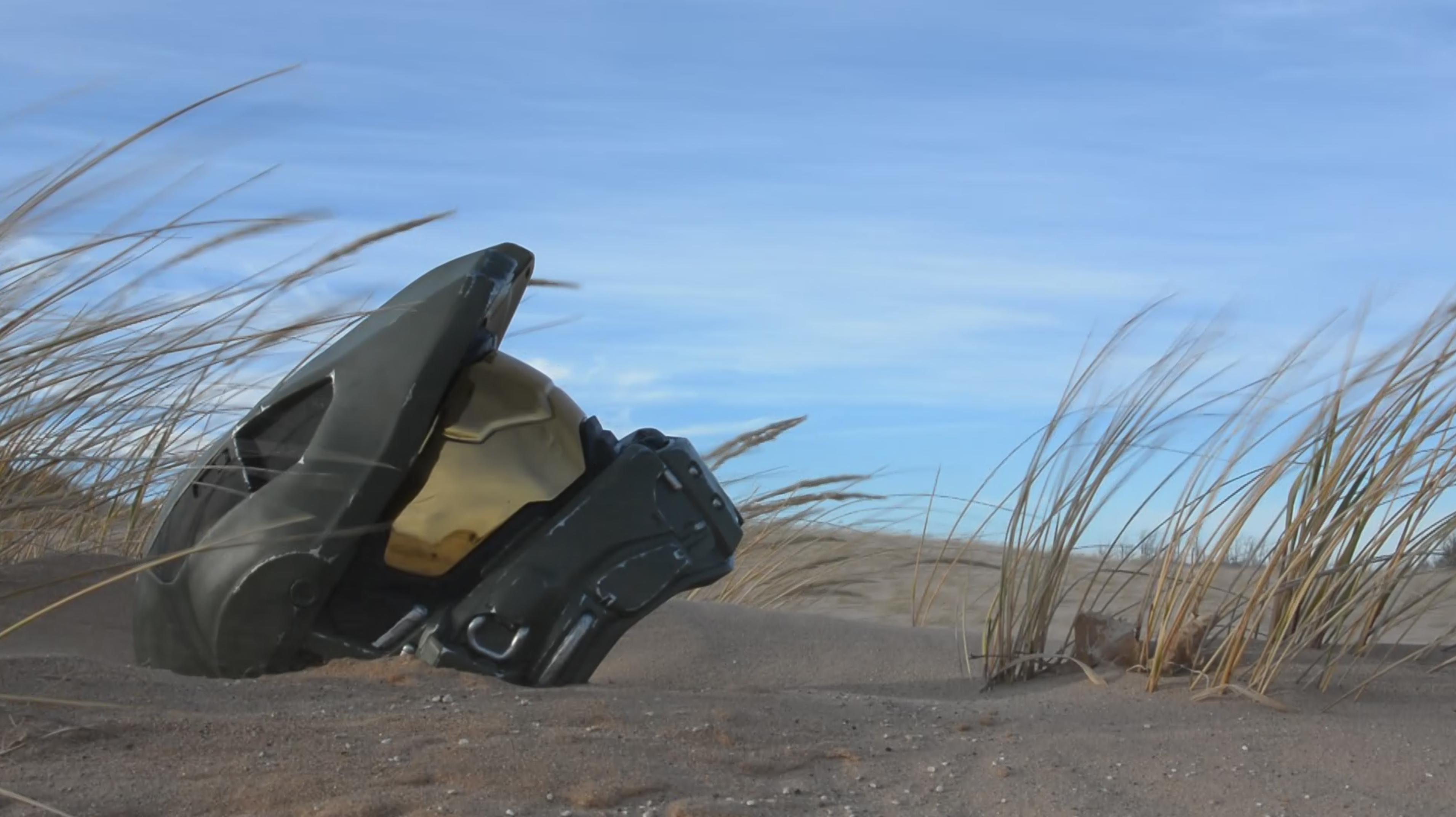Chief Helmet In The Sand.jpg