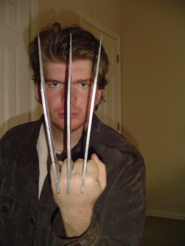 Wolverines claws cheap diy prop x men origins costume halo dsc07569g solutioingenieria Images