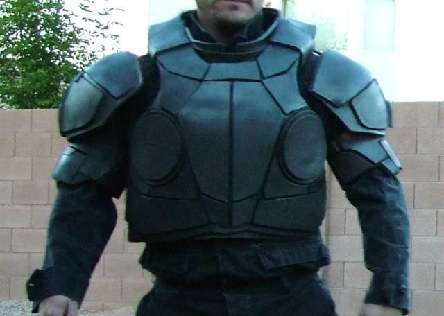Cog foam armor halo costume and prop maker community 405th cog foam armor maxwellsz