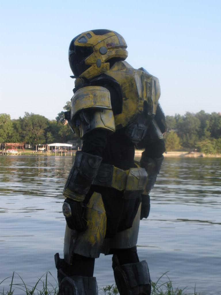 Halo Reach: Spartan X Short Film | Halo Costume and Prop Maker
