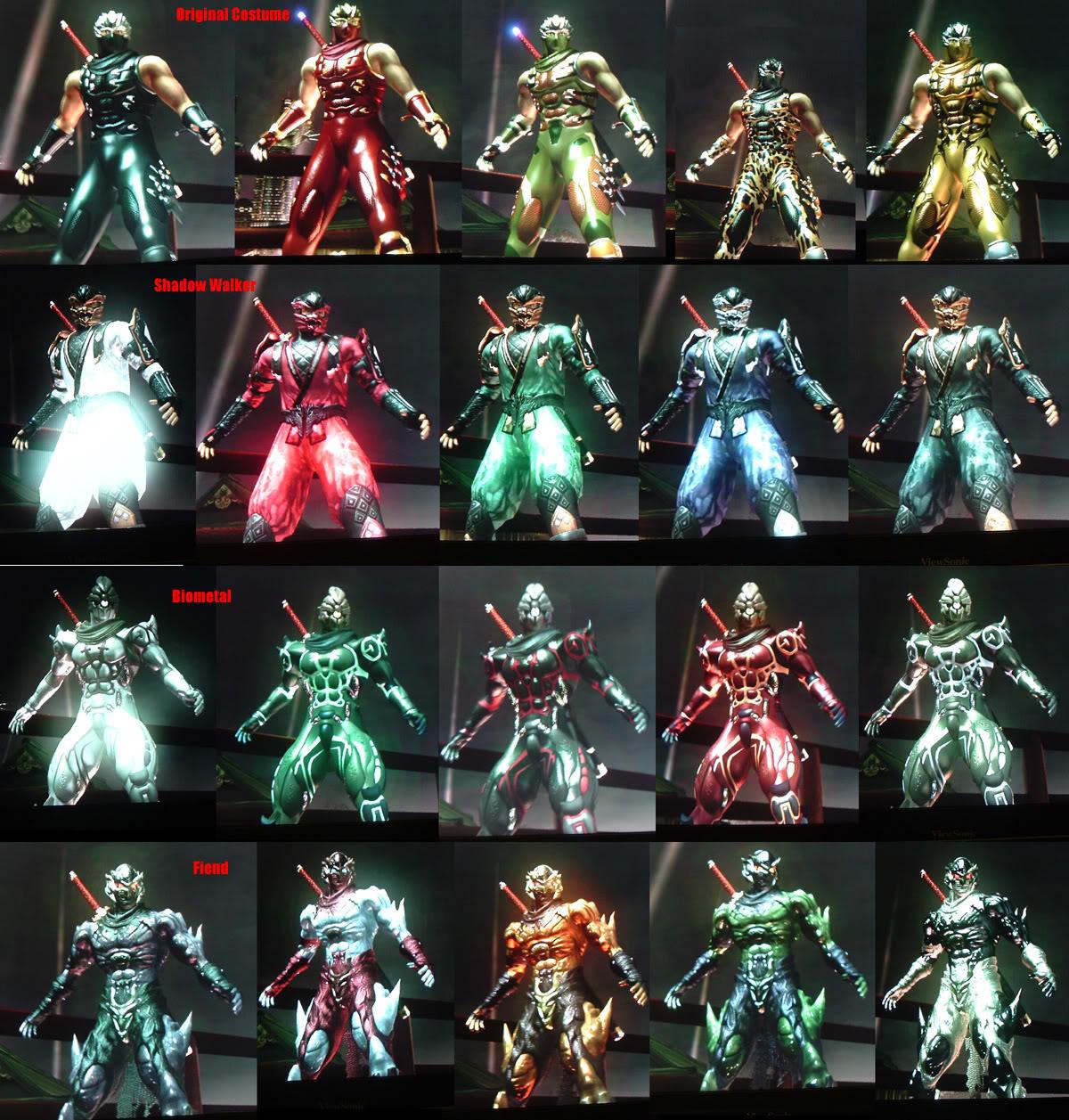 Ninja Gaiden 2 Halo Costume And Prop Maker Community 405th