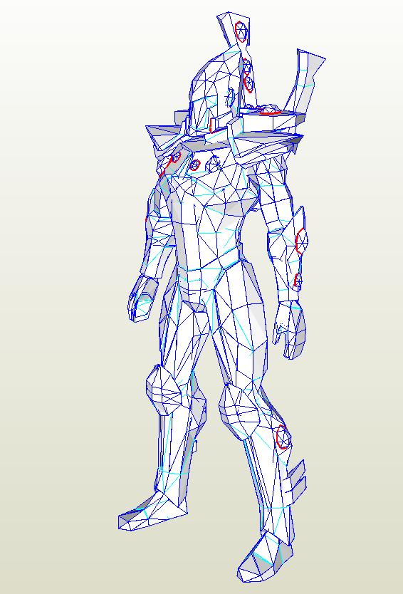 Warhammer40k eldar armor?   Halo Costume and Prop Maker
