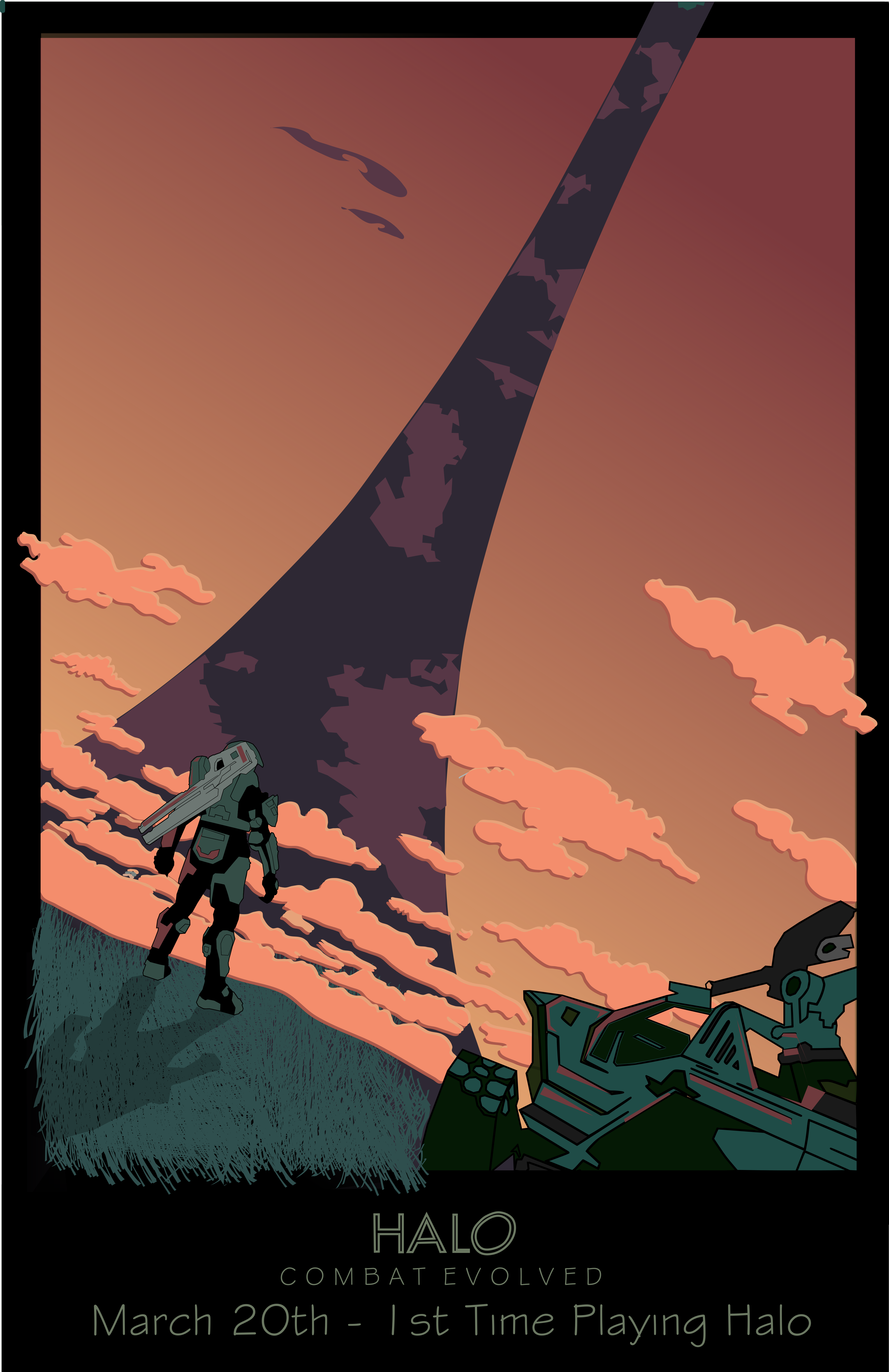 Halo poster golden 1sdt time.png