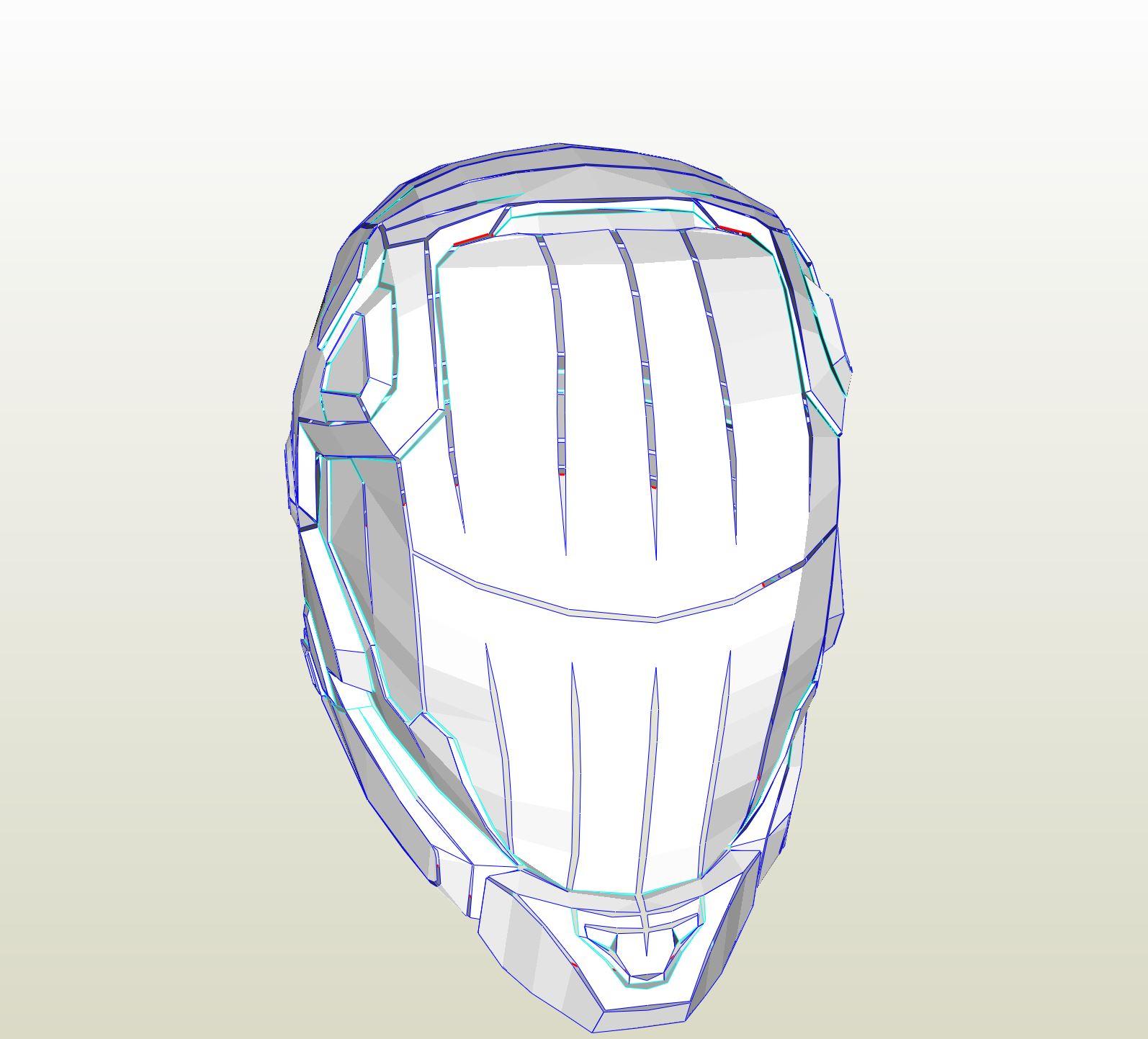 Halo: Reach - MJOLNIR Mark V - Pilot | Halo Costume and Prop Maker