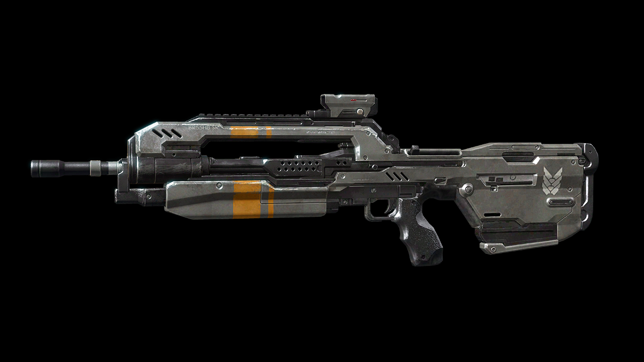 Halo 4 assault rifle replica !   Halo Costume and Prop Maker