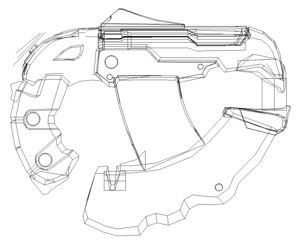 Halo 4 Weapon Templates
