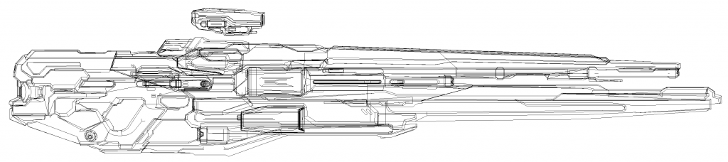 Halo 4 weapon templates halo costume and prop maker community 405th halo4z 750specialapplicationsniperrifleblueprintzps23516f3fg malvernweather Image collections