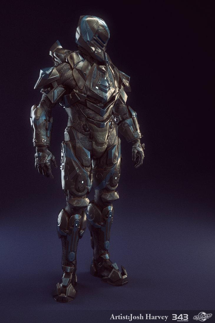 Halo 4 Venator Spartan IV