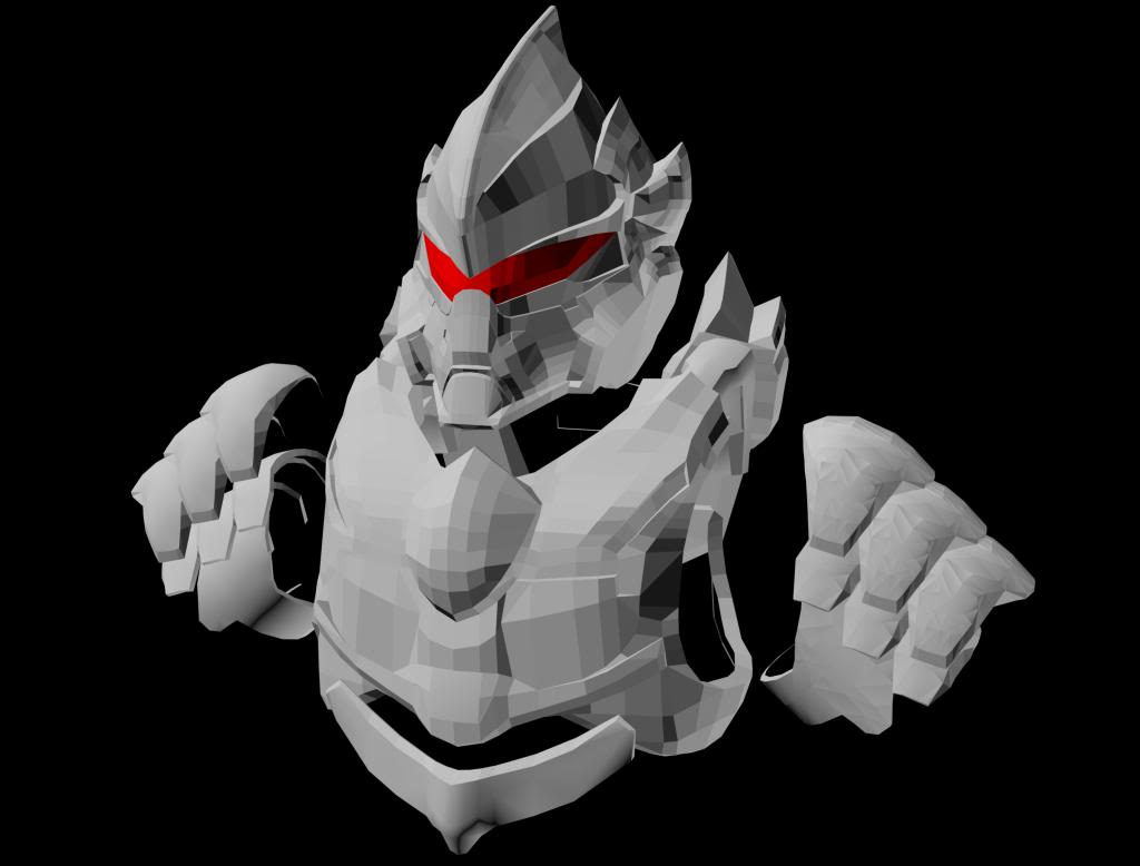 Halo 4 Hayabusa Concept Armor   Page 3   Halo Costume and