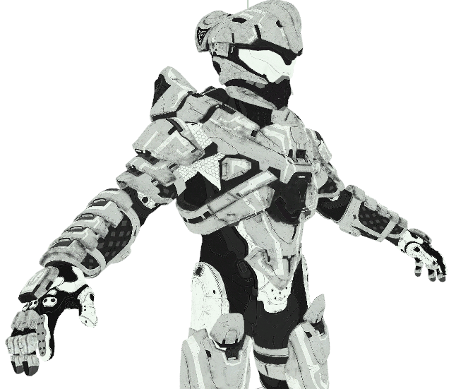 mmd 3d Halo 4 & 5 playermodels | Halo Costume and Prop Maker