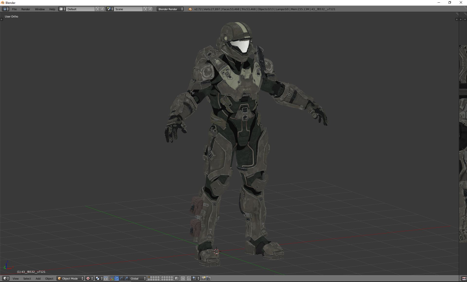 Halo 5 Asset Thread - The Second Coming | Halo Costume and Prop