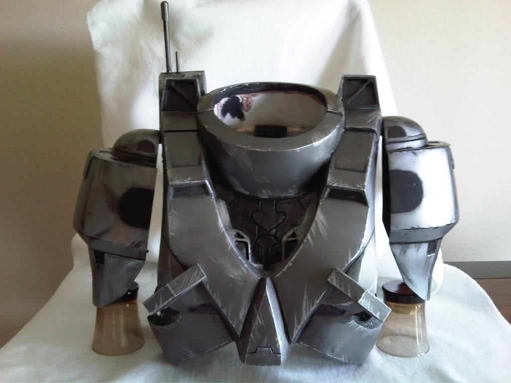 Halo 3 Marathon Helmet – Billy Knight