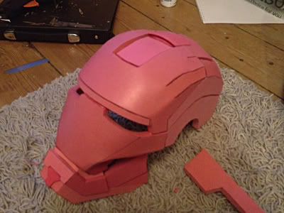 Ironman Foam Builds Info Added On Page 1 For Foam Builds Update On