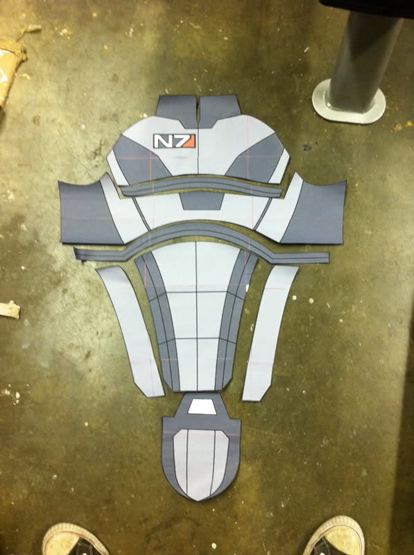 mass effect 3 n7 armor template mass effect 3 n7 armor template choice image template