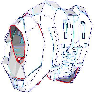 HaloGoddess' Pepakura and Foam Template Models | Halo