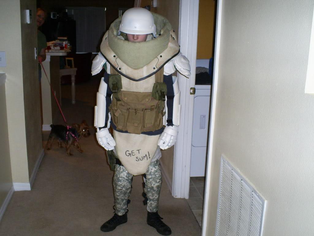 Mw2 Juggernaut Build Halo Costume And Prop Maker Community 405th