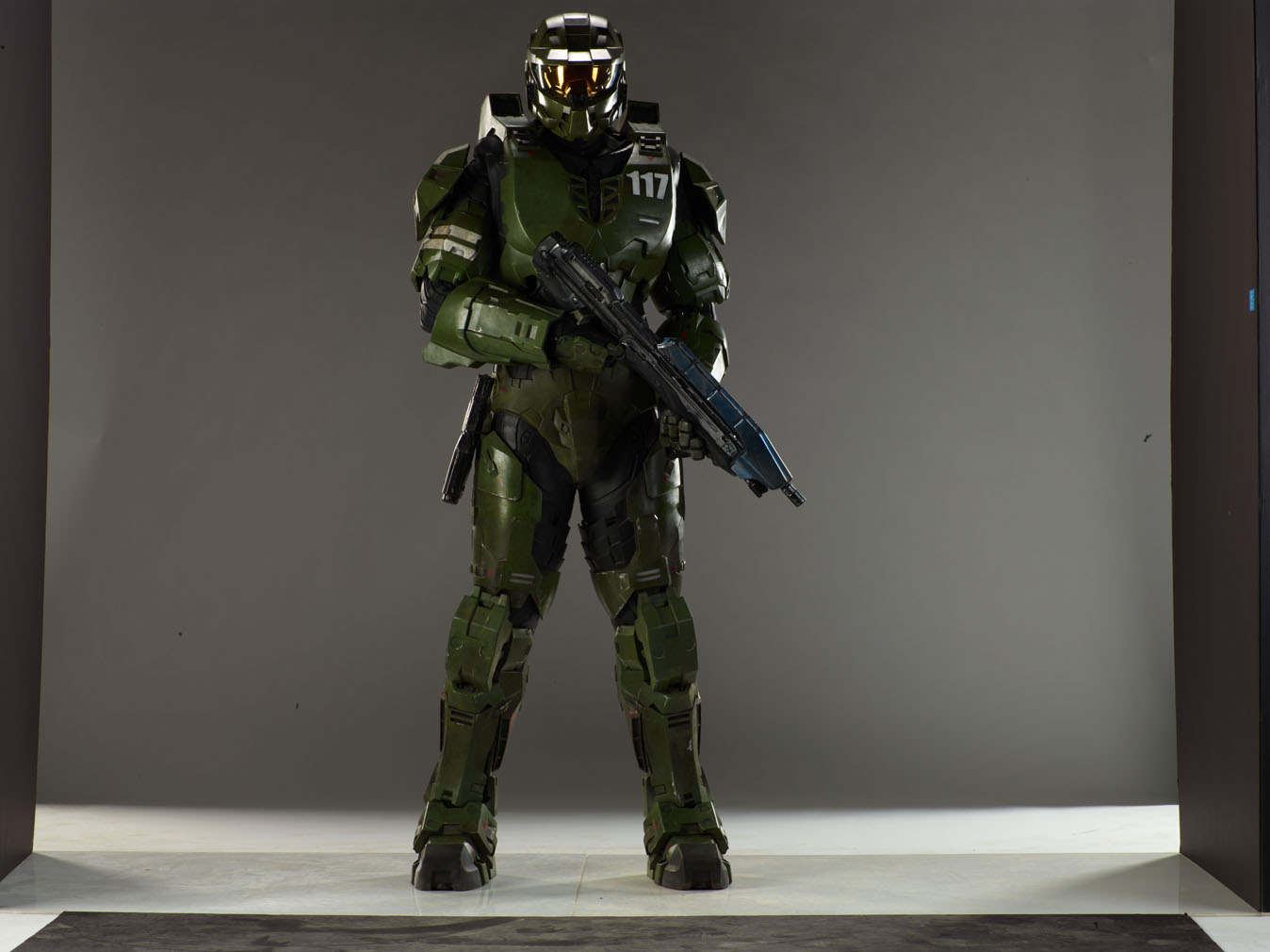 Noob Making Mark Iv Forward Unto Dawn Master Chief Armor Halo Costume And Prop Maker Community 405th