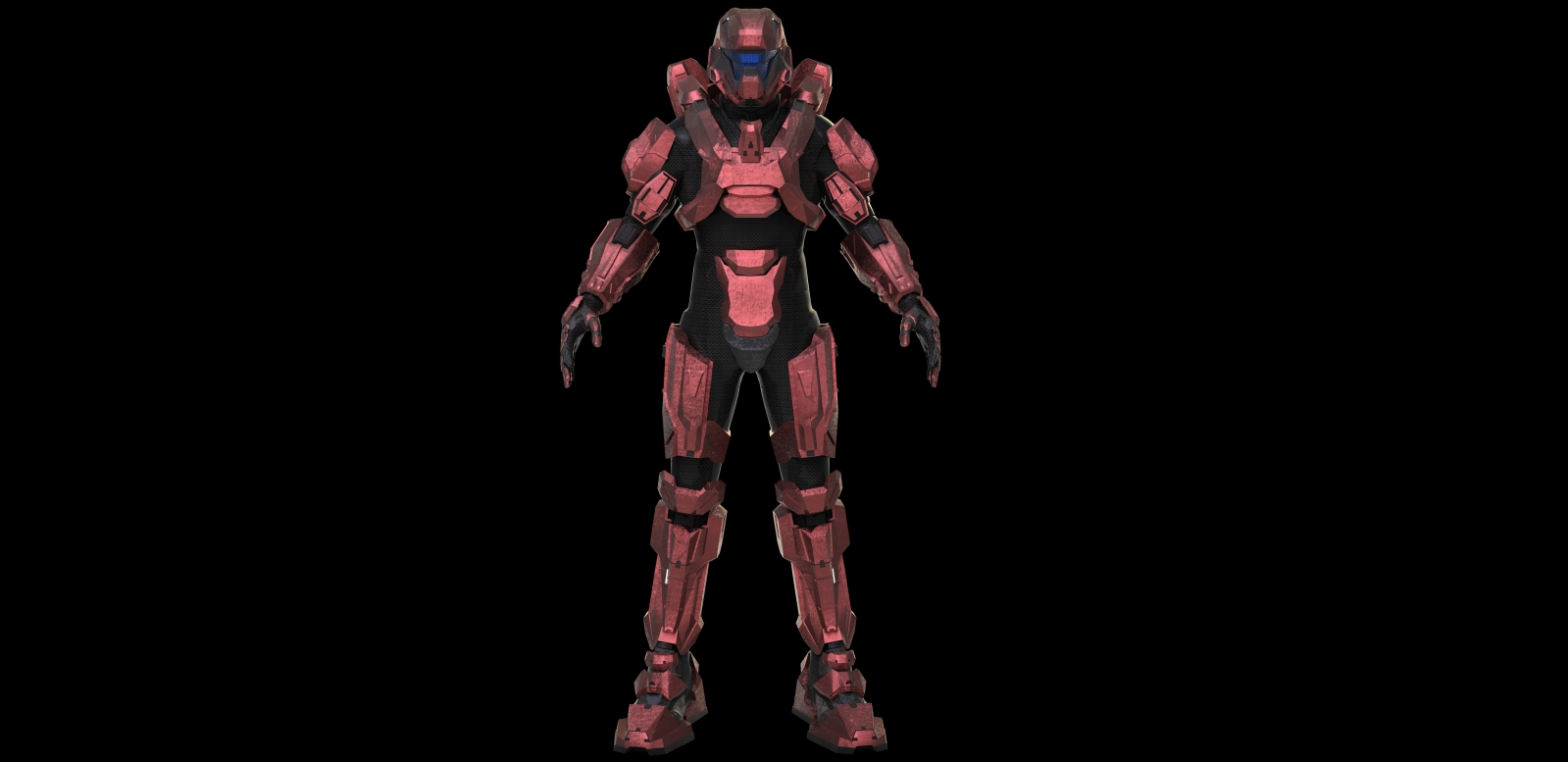Halo 4 Recruit armor (3D Model build) | Page 2 | Halo
