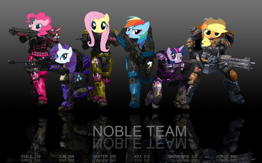 noble_team_ponies_by_halosassin-d4puyiv.jpg