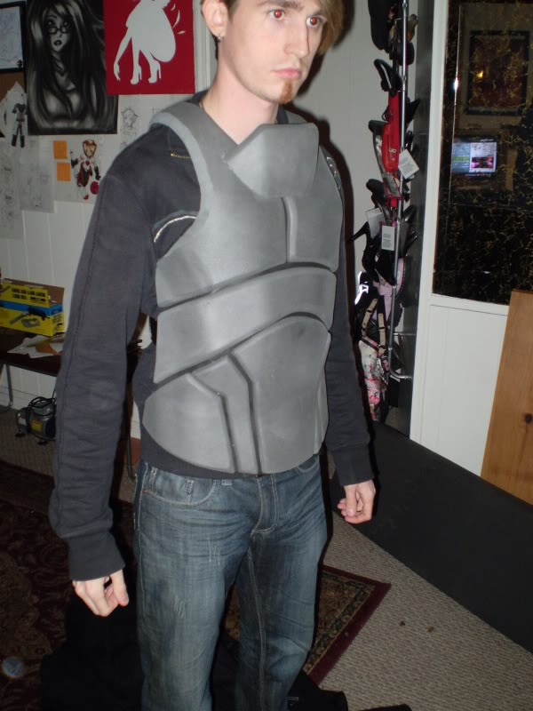 Fallout New Vegas, NCR Veteran Ranger Armor   Halo Costume and Prop