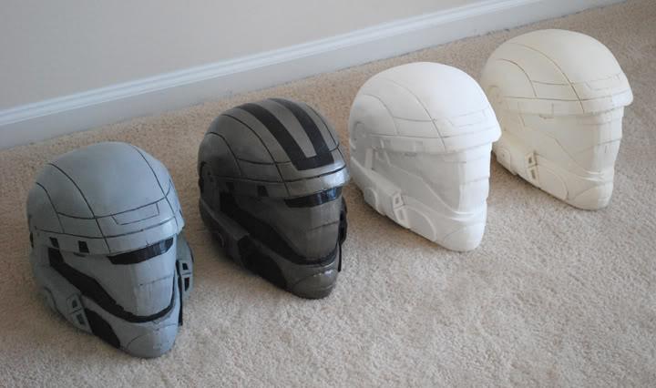 Hughs Odst Build | Halo Costume and Prop Maker Community - 405th