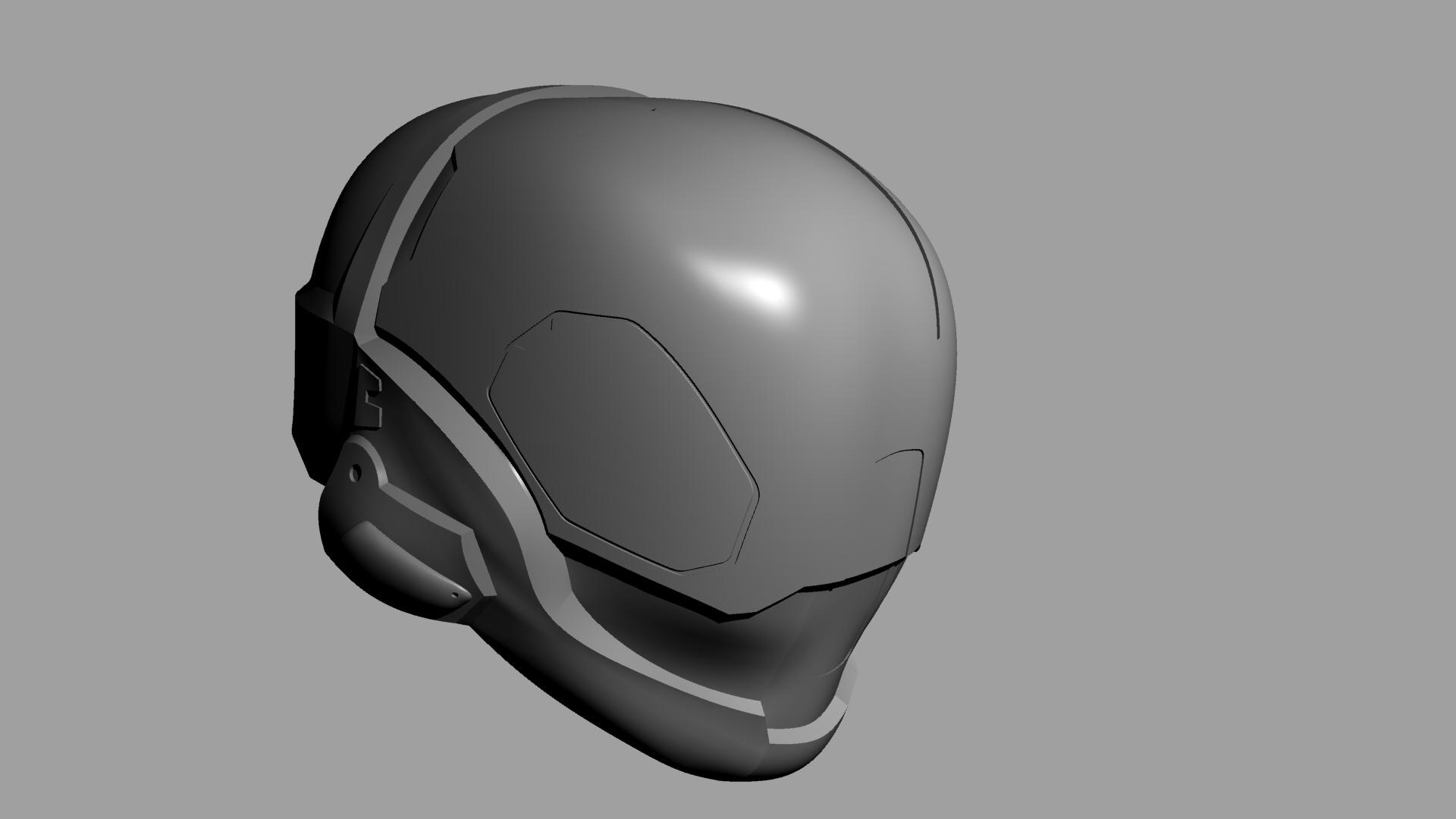 how to make halo eva helmet