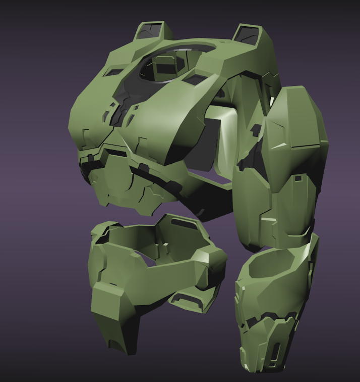 HD Halo 2 Models Project | Halo Costume and Prop Maker