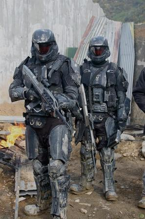 Halo 3 Odst Build Halo Costume And Prop Maker Community 405th