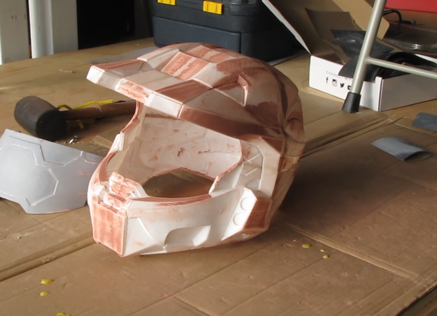 sanded after spot putty.PNG