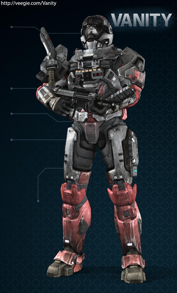 Reach Armor Generator | Halo Costume and Prop Maker