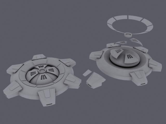 Forgedreclaimer's Halo Models   Halo Costume and Prop Maker