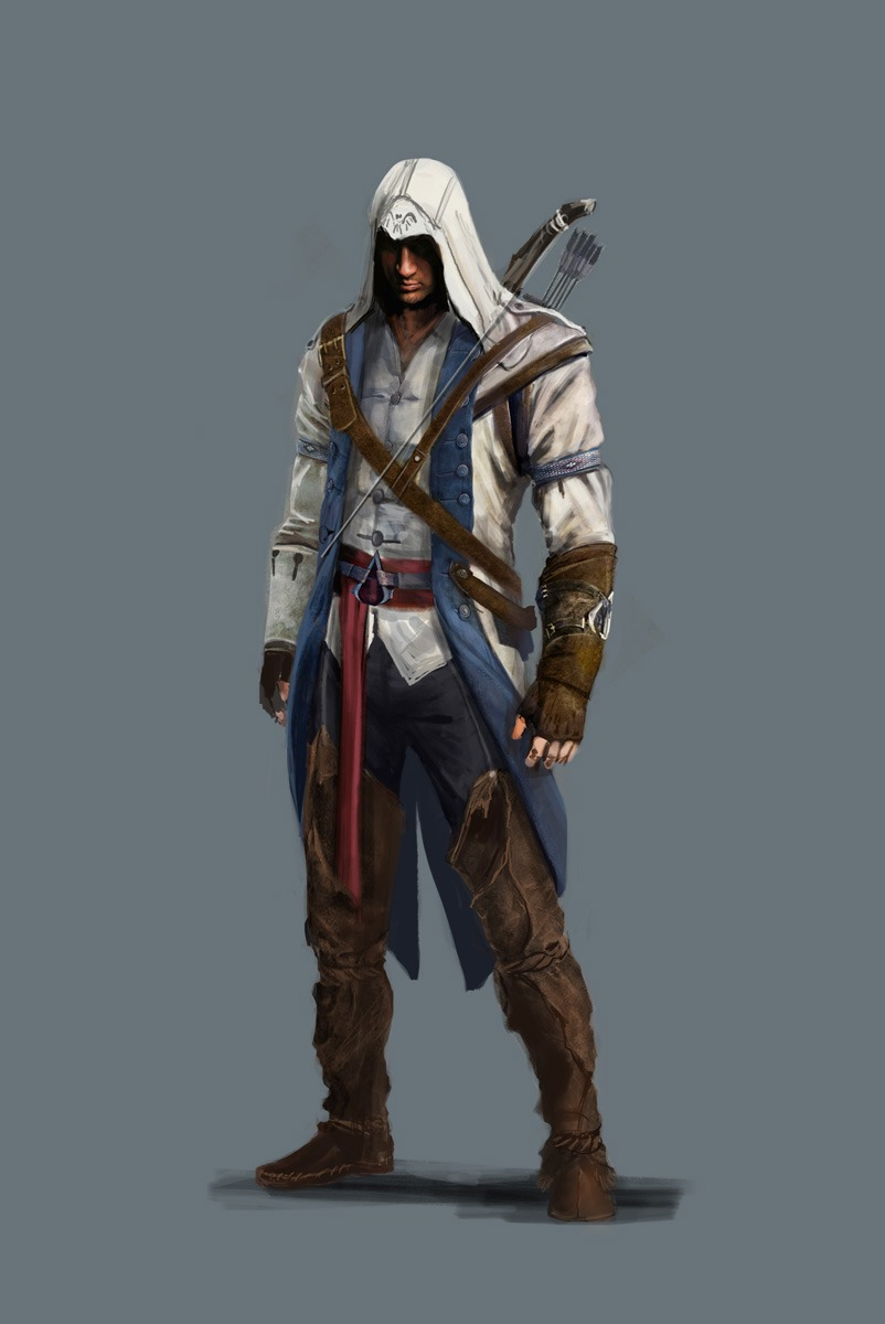 What S A Good Coat For An Assassins Creed 3 Connor Kenway Costume