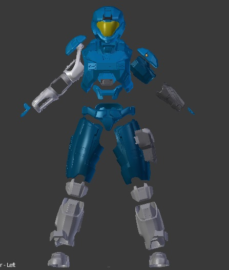 Free 3d Model Index Halo Costume And Prop Maker Community 405th