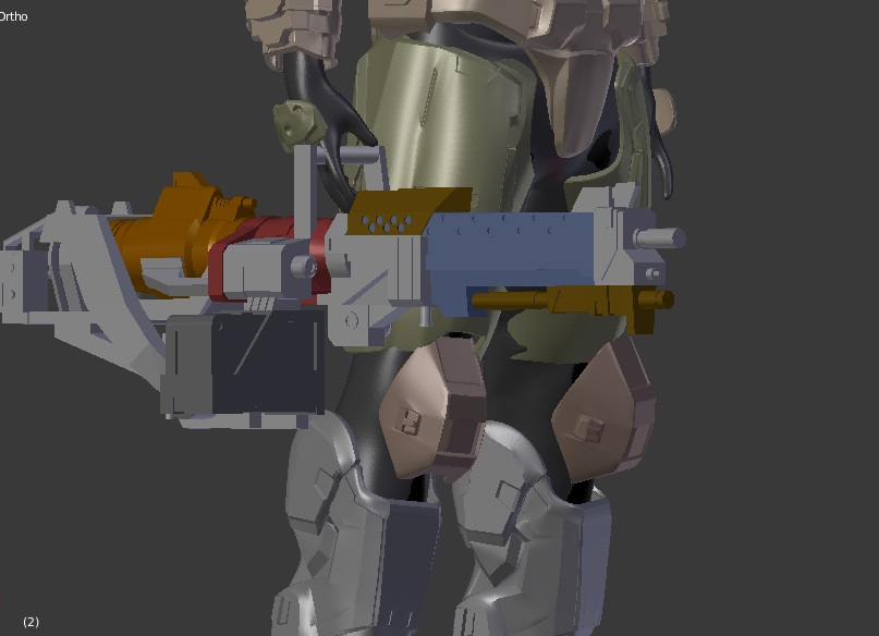 Free 3D Model Index | Halo Costume and Prop Maker Community - 405th