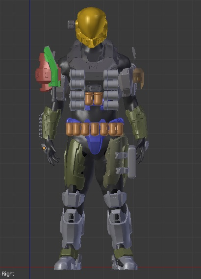 Free 3D Model Index | Halo Costume and Prop Maker Community