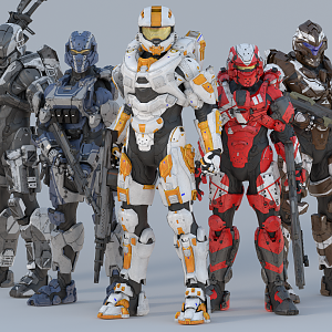 My 3D Models | Halo Costume and Prop Maker Community - 405th