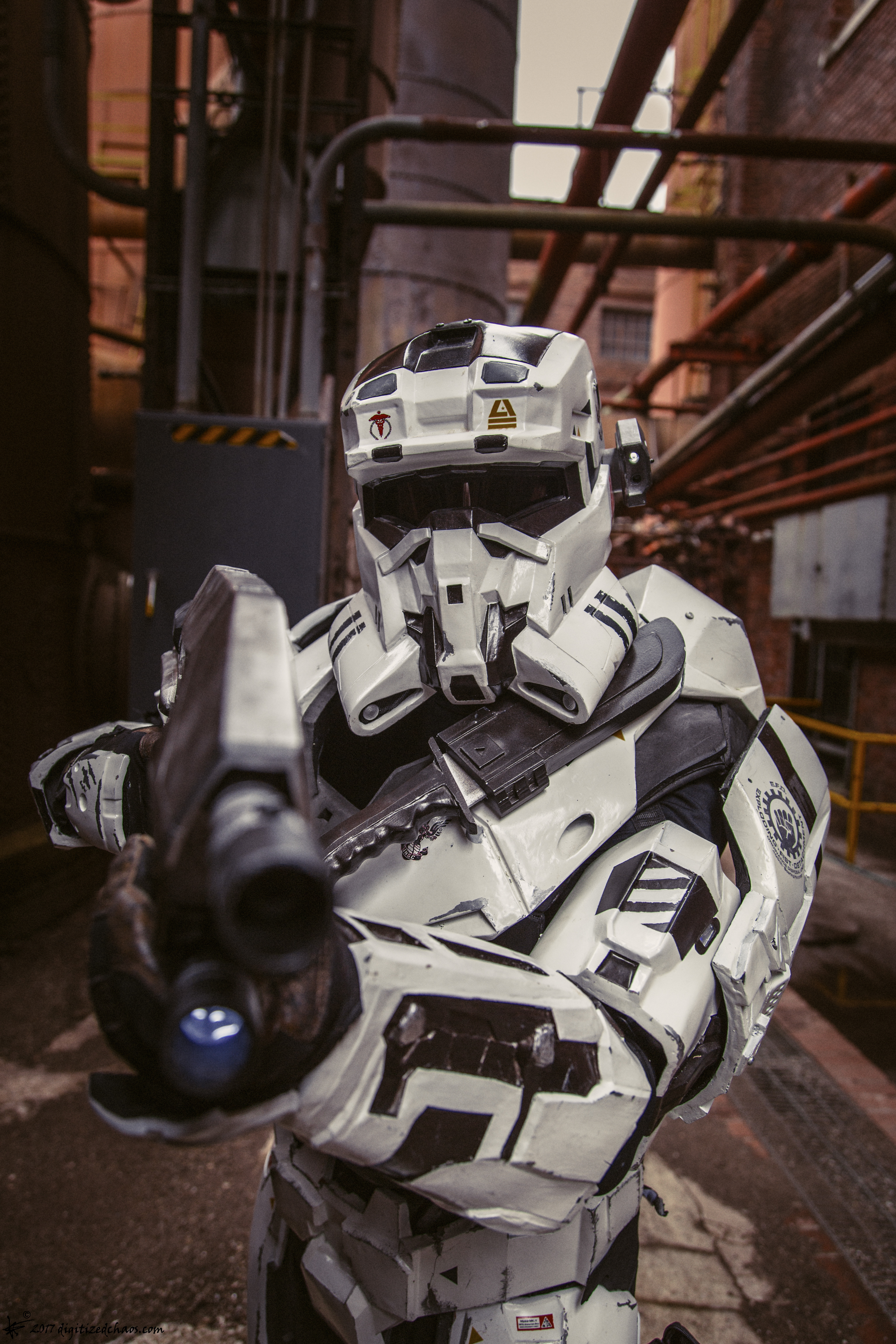 HALO REACH EOD | Halo Costume and Prop Maker Community - 405th